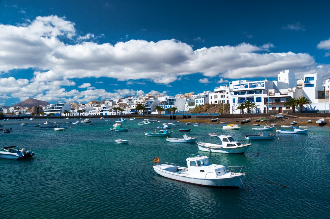 Arrecife - the friendly capital of Lanzarote